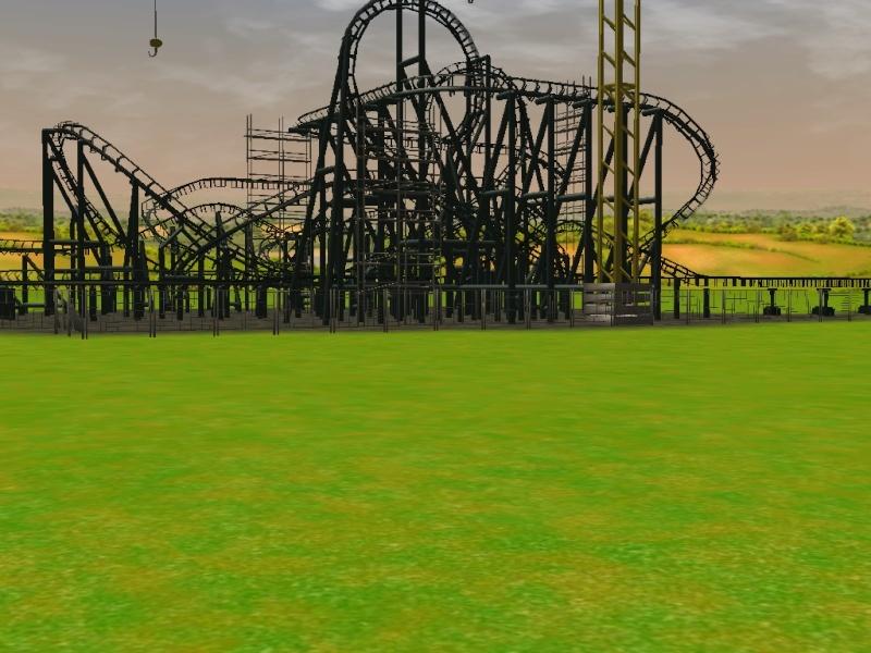 les attractions disney les meilleurs sur roller coaster tycoon 3 - Page 3 Shot0013