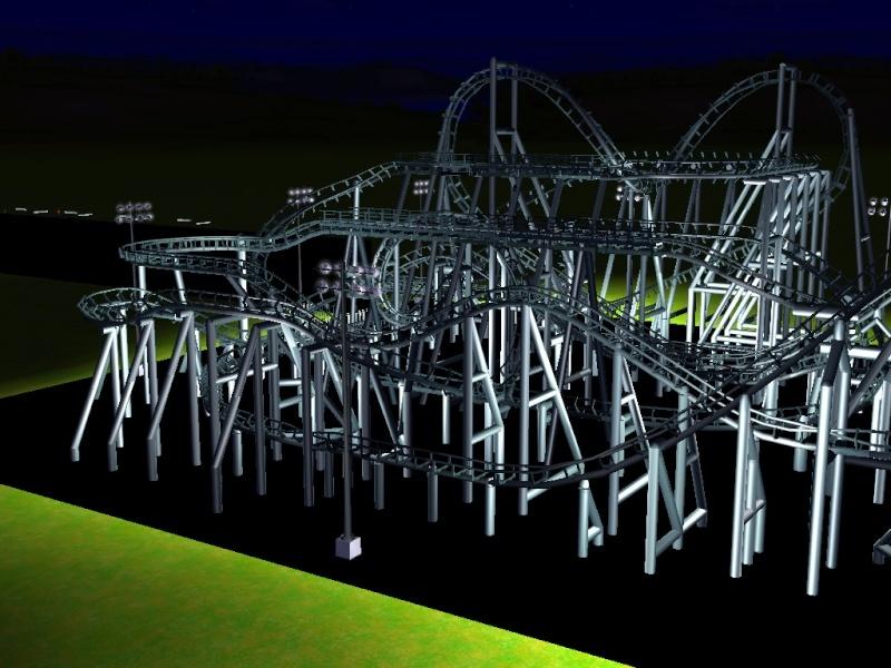 les attractions disney les meilleurs sur roller coaster tycoon 3 - Page 3 Shot0110