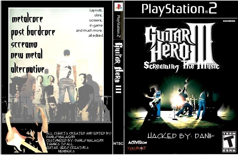 guitar hero metallica ps2 iso ntsc