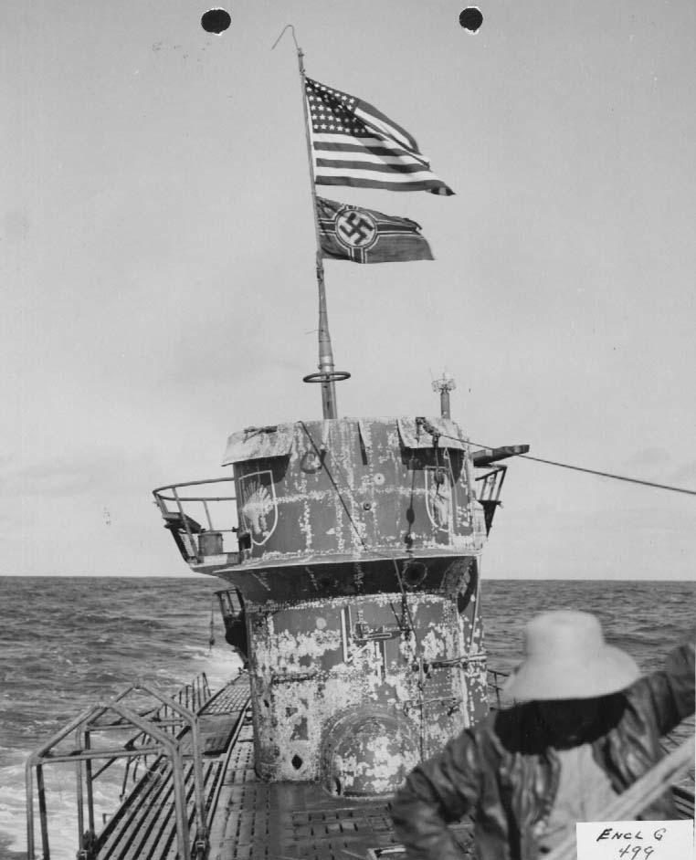 Photos navires insolites - Page 2 U-505e10