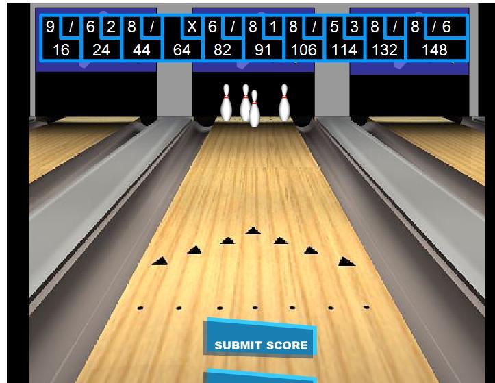 La salle de bowling - Page 2 Score10