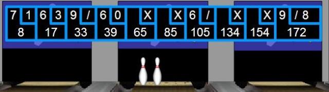 La salle de bowling - Page 2 Score211