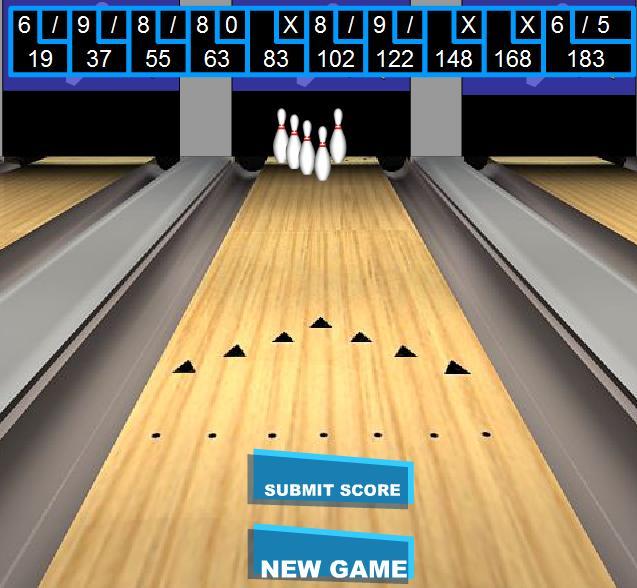 La salle de bowling - Page 2 Score410
