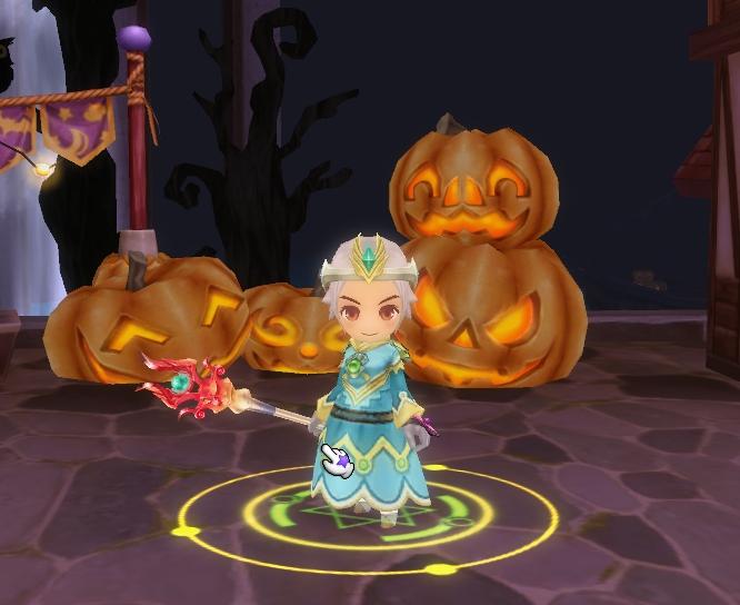 Dragonica halloween Sans_t14