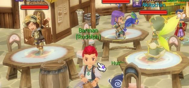 Captures d'écran de Dragonica Sans_t21