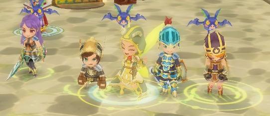 Captures d'écran de Dragonica Sans_t22