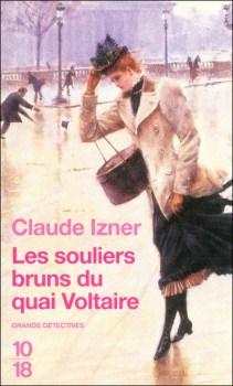 [Izner, Claude] les enquêtes de Victor Legris - Tome 10: les souliers bruns du Quai Voltaire Couv7010