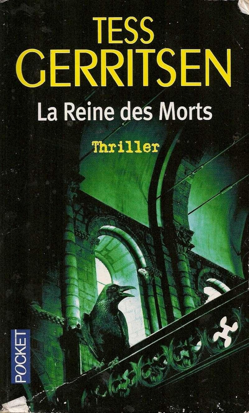 [Gerritsen, Tess] Jane Rizzoli & Maura Isles - Tome 3: La reine des morts Numari17