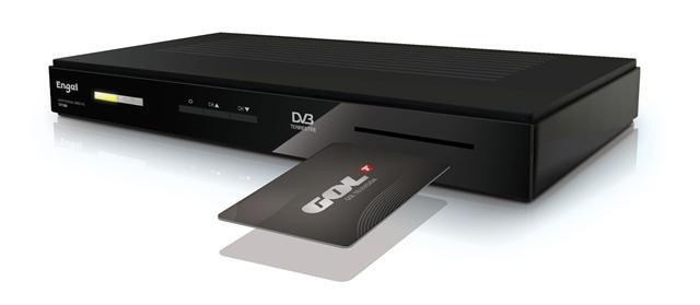 Engel será el distribuidor oficial de Gol Tv para los profesionales Goltv11