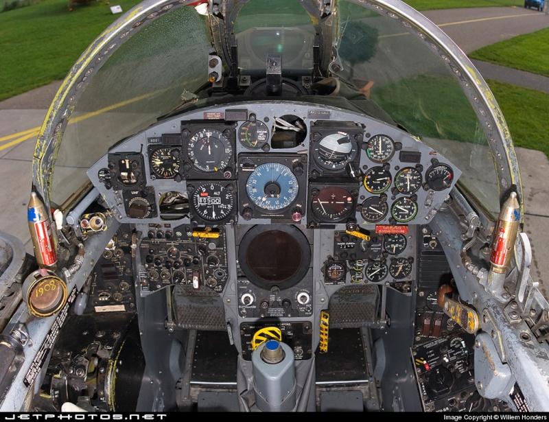 F-104G Cockpit, 1:12 Italeri 74648_11
