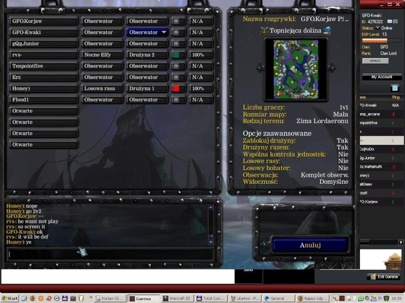 D1W3: GFO vs UKA Uka6wo10