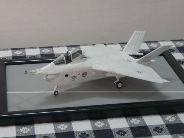 Boeing X-32B JSF 1-72 P1020111