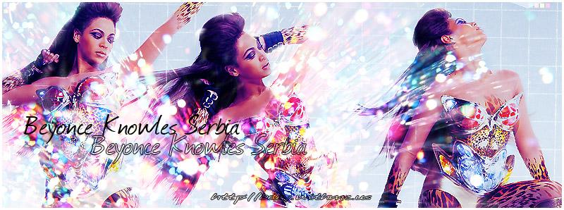 Beyonce Knowles Serbia