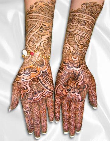 henna style for hand and feet Henna115