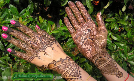 henna style for hand and feet Henna116