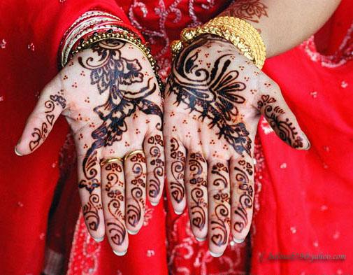 henna style for hand and feet Henna810