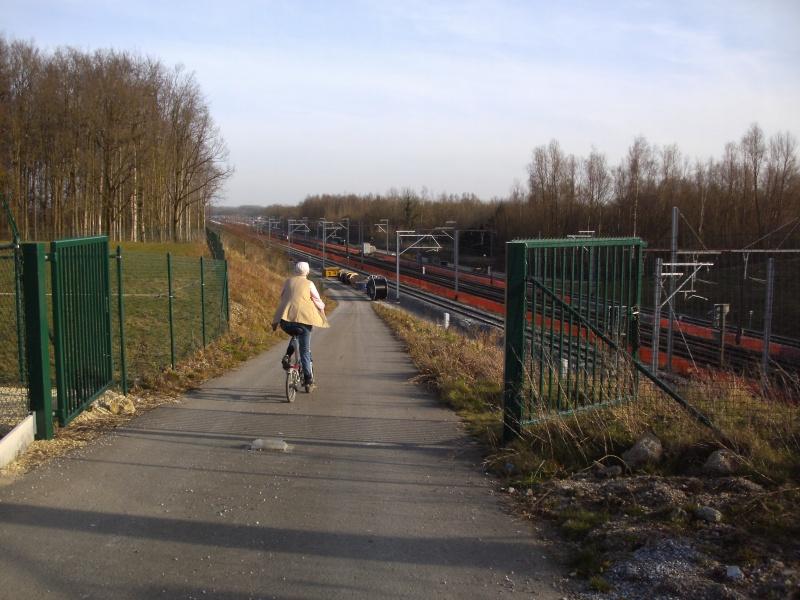 L050A Part 1 Fietsweg langs de lijn L50A Brussel - Denderleeuw 27a_di10