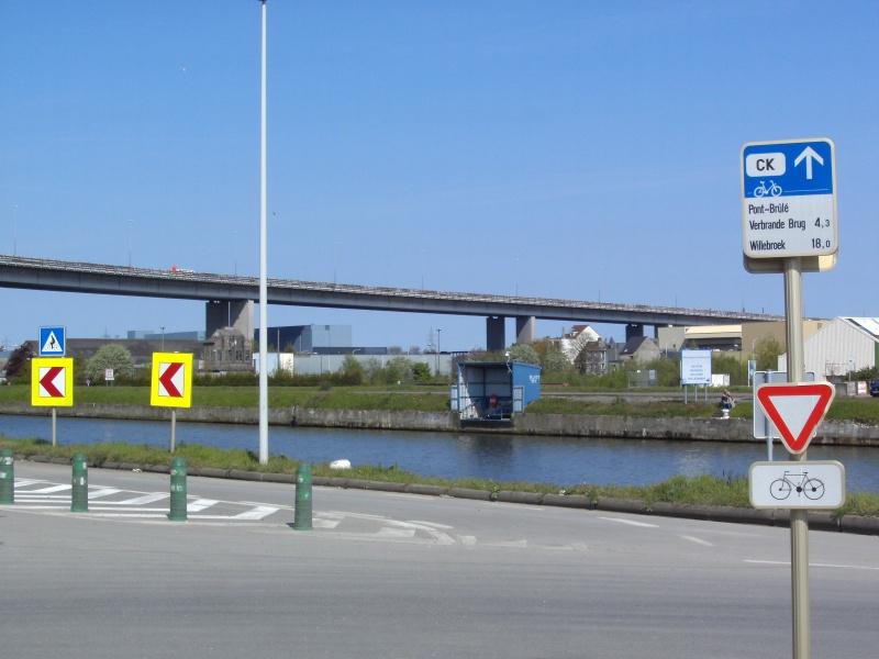 ICR CK Part 2 Canal maritime de Bruxelles à l'Escaut - Zeekanaal Brussel-Schelde Partie région Bruxelles - Ville de Bruxelles Vilvoo10