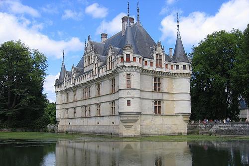 Le château d'O