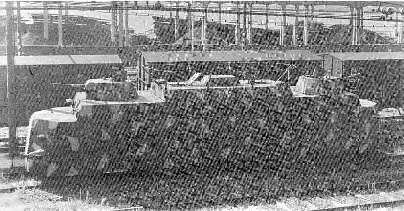 les trains blindés 79c43710