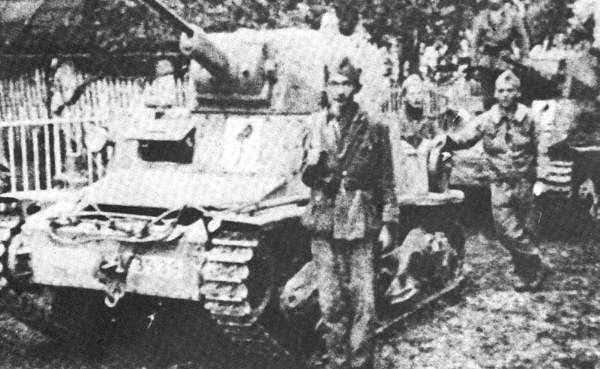 Guérilla et contre-guérilla dans les Balkans [Dossier photo] Fiatl610