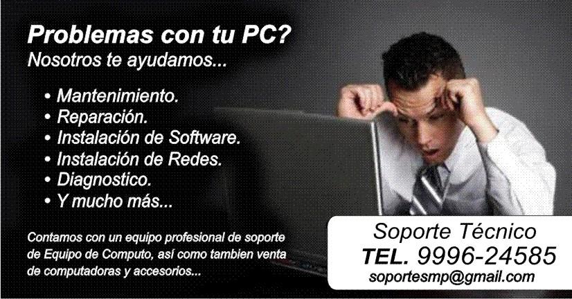 Foro Soporte Tecnico Perú