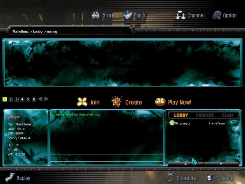 A Few Screens Of Update V2.0! Lobby10