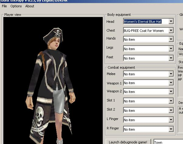 The staff jacket files Pirate10
