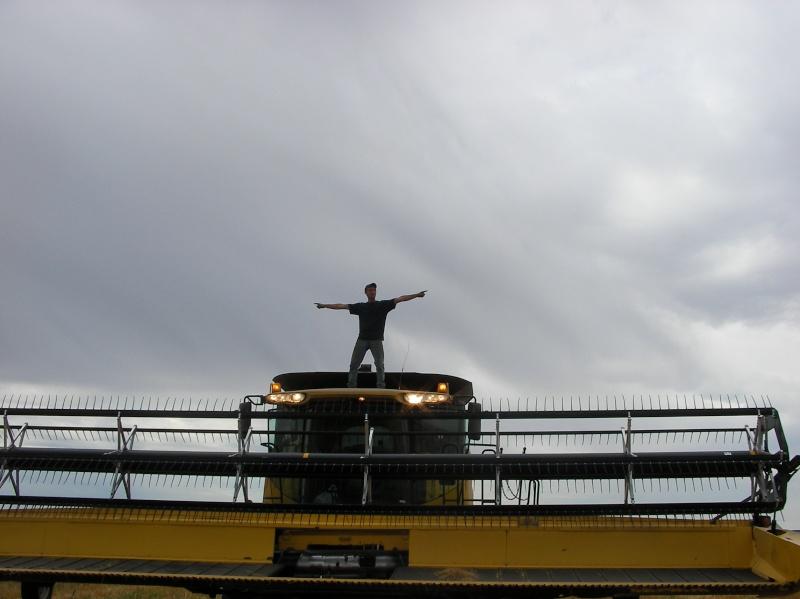 saison de moisson aux Etats-Unis 2009 Sany0214