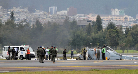 Armée Equatorienne/Fuerzas Armadas del Ecuador 113