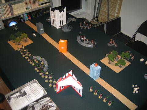 Match #2 : Necron VS Imperial Guard Ncvsig11