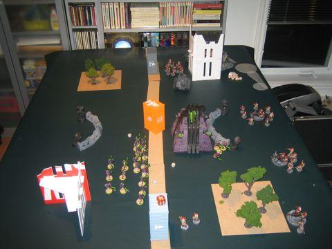 Match #2 : Necron VS Imperial Guard Ncvsig14
