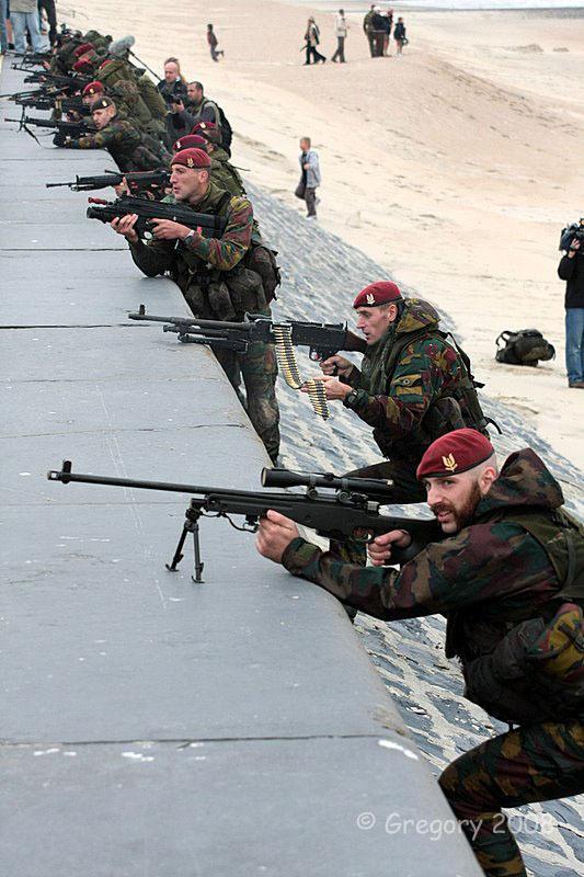 Armée Belge / Defensie van België / Belgian Army  Dyn00310