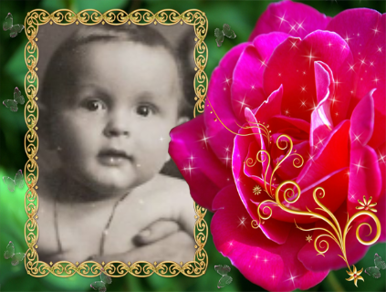 Montage de ma famille - Page 4 Flower10