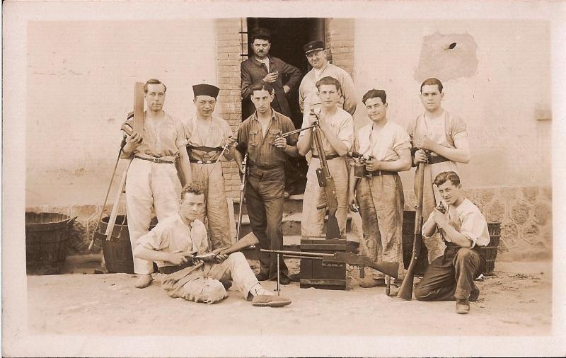 cherche socièté pour scanner un cahier d'armurier armée Française année 1921-22 - Page 2 Photo_10