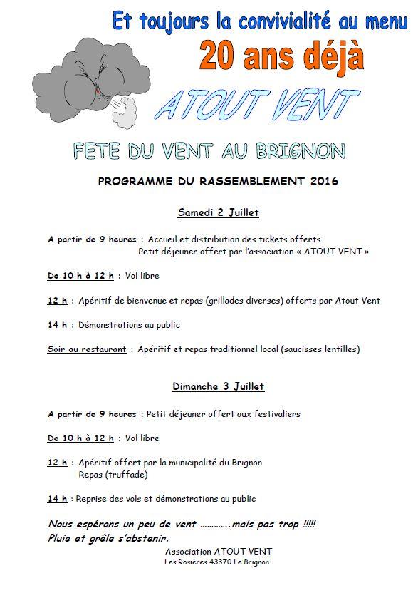 2016 / LE BRIGNON / Samedi 2 et dimanche 3 juillet Brigno11