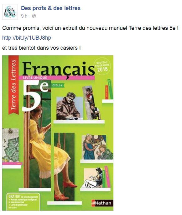 Des Nouvelles De Terre Des Lettres Page 8