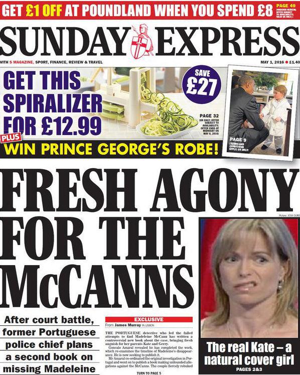 """Fresh agony for the McCanns"" - Page 2 Gurn10"