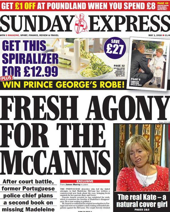 """Fresh agony for the McCanns"" - Page 2 Gurn210"