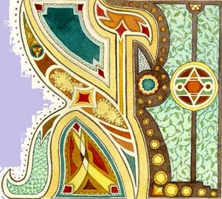 magie - Les 22 lettres hébraïques Aleph10