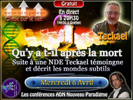 LES VIDEOS CONFERENCES DE TECKAEL Teckae10