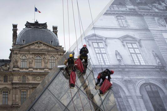 Les 30 ans de la pyramide du Louvre Louvre15