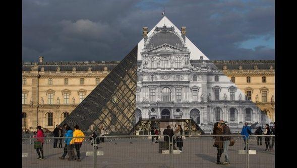 Les 30 ans de la pyramide du Louvre Louvre16