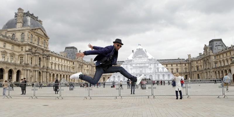 Les 30 ans de la pyramide du Louvre Louvre17