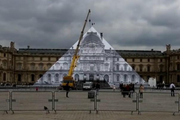 Les 30 ans de la pyramide du Louvre Louvre18