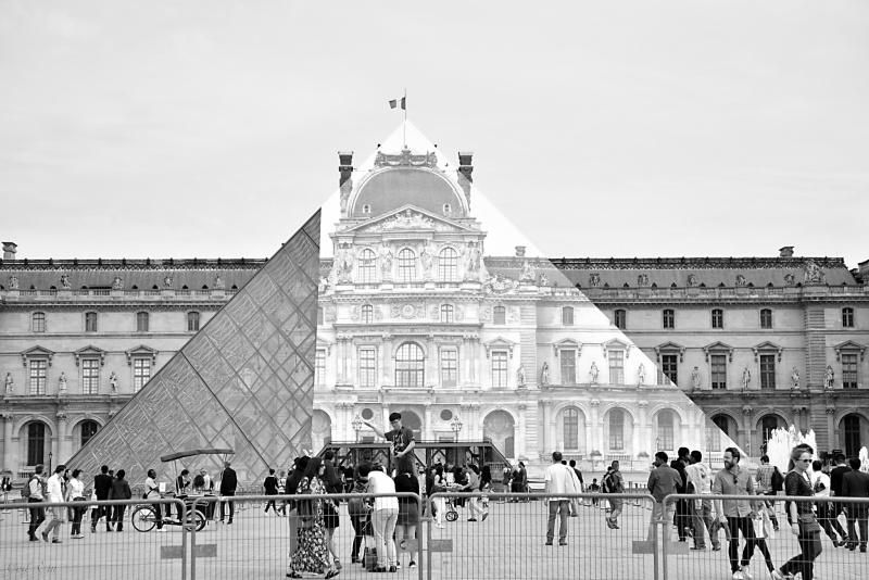 Les 30 ans de la pyramide du Louvre Louvre19