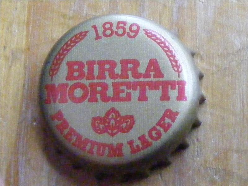 Moretti Premium Lager 1859 Dscf0022