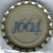 capsules de bière françaises avec un intérieur imprimé Kronen10