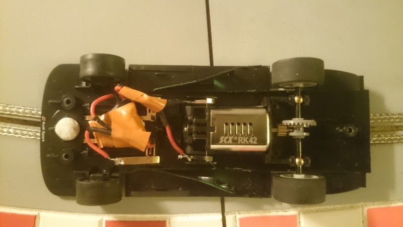 REX Davic SCX 2310