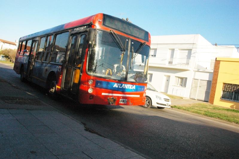 ¿Cuánto costarán trenes y colectivos en Luján? 00111